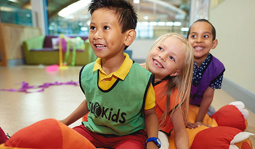 Southampton West End Kids Holiday Clubs Childrens Clubs David Lloyd Clubs