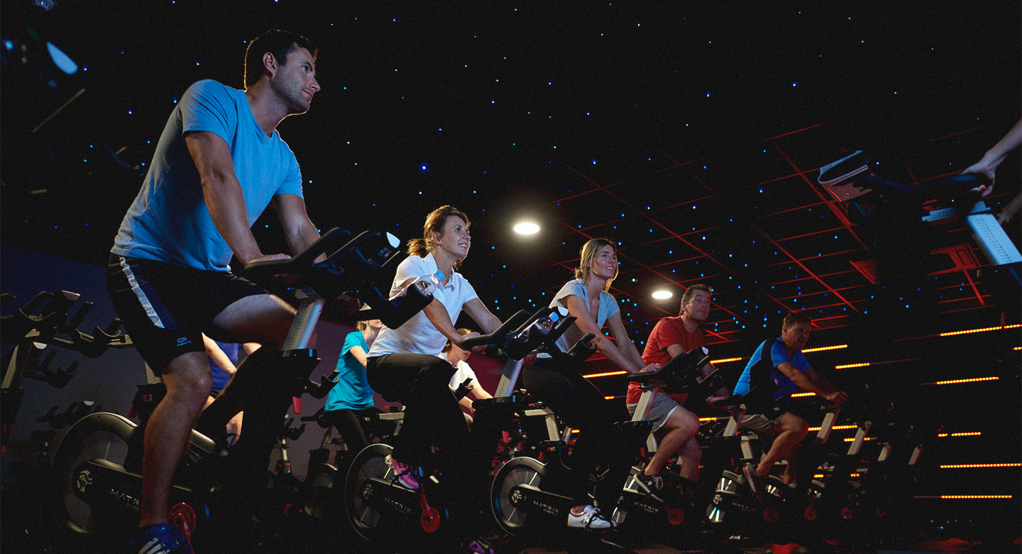 Exercise Classes In Glasgow West End Group Classes David Lloyd Clubs