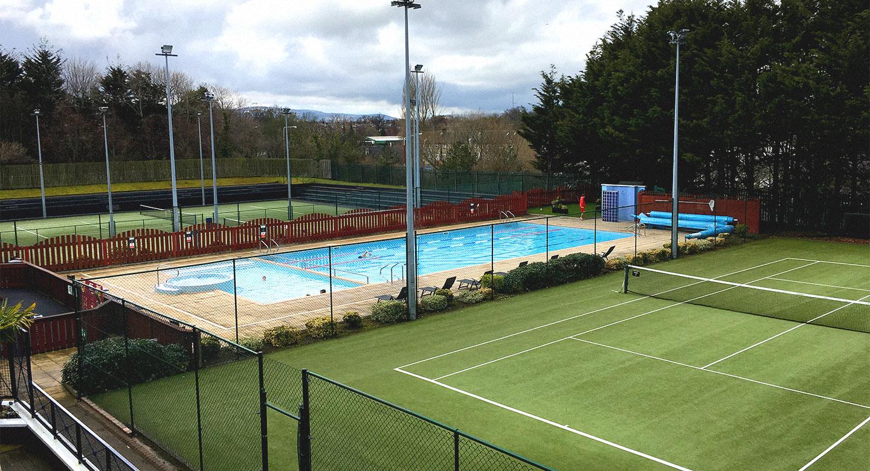 Swimming pool spa in dublin riverview david lloyd clubs for Swimming pool membership dublin