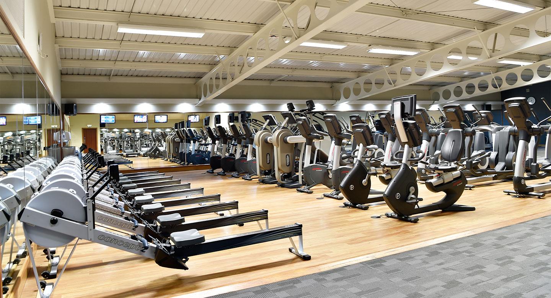 Gym facilities in edinburgh corstorphine personal for Gimnasio fitness club
