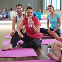 Holistic studio at David Lloyd Clubs